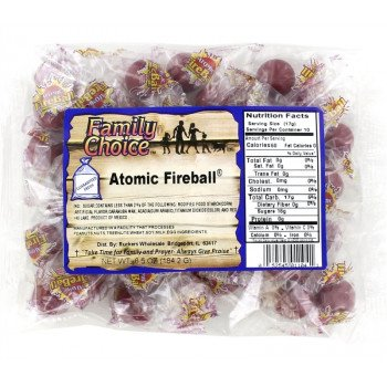 Family Choice 1104 Candy, 7.5 oz
