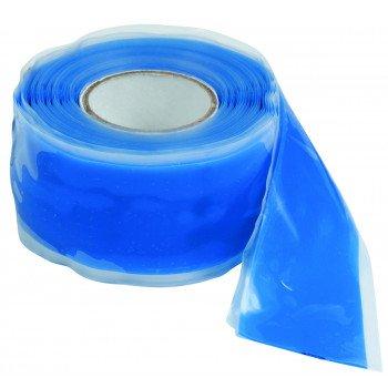 GB HTP-1010BLU Repair Tape, 10 ft L, 1 in W, Blue