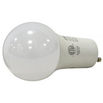 Sylvania 78106 Ultra LED Bulb, Omni-Directional, A19 Lamp, GU24 Bi-Pin Lamp Base, Dimmable, Frosted