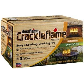 DURAFLAME 04537 Firelog, 4 hr Burn Time