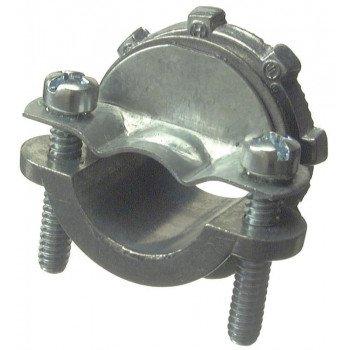 Halex 20510 Clamp Connector, Zinc