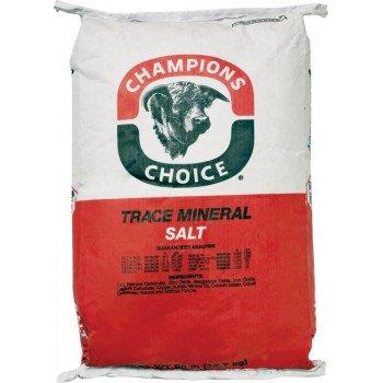 Cargill Champion's Choice 100011361 Trace Mineral Salt, 50 lb Bag