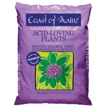 Coast of Maine 1CBALS20QT Acid-Loving Plants Soil, 20 qt