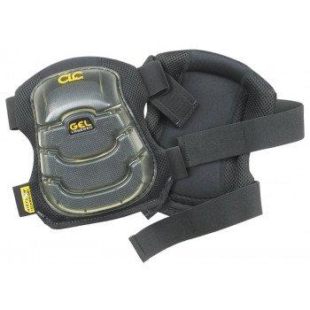 CLC 367 Knee Pad, Plastic Cap, Polyurethane Pad, Hook-and-Loop Closure